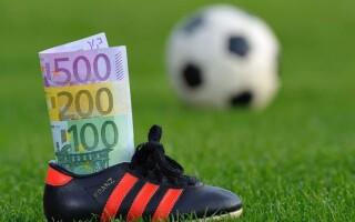 Расходы российских клубов на футбольных агентов в 2020-м году выросли на 4 %