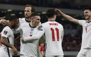 Мостбет: сборная Англии выйдет в финал Евро-2020
